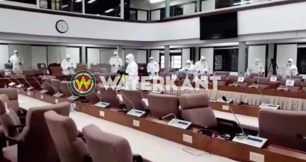 苏里南多名政要感染新冠肺炎 总统选举或推迟