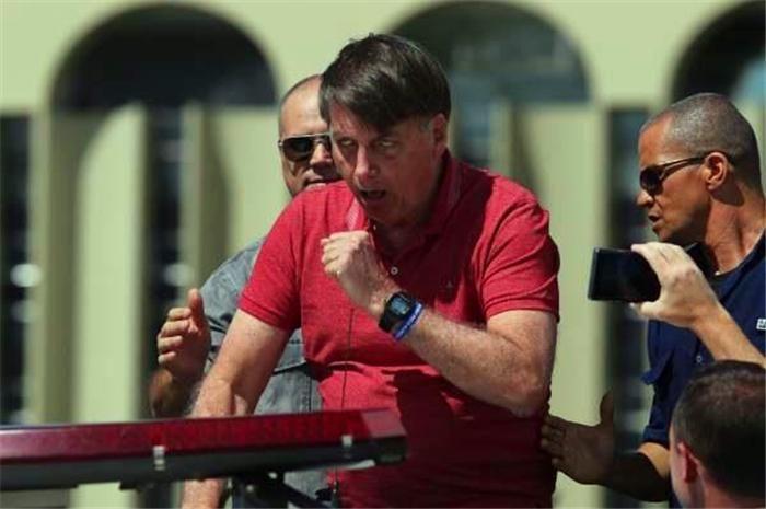 巴西总统刚有肺炎症状,决心搭上东方快车,招募万人试验疫苗 ...